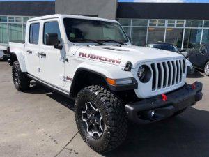 Jeep Gladiator Rubicon 2020